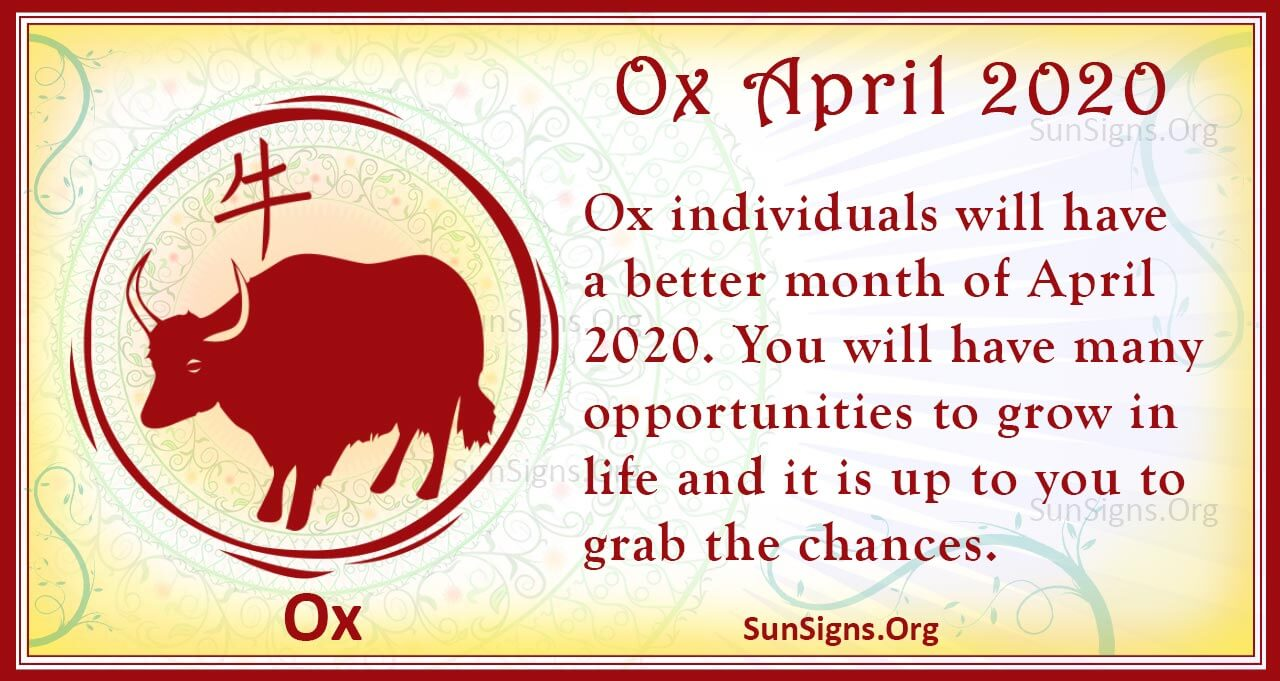 ox april 2020