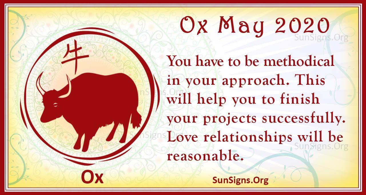 ox may 2020