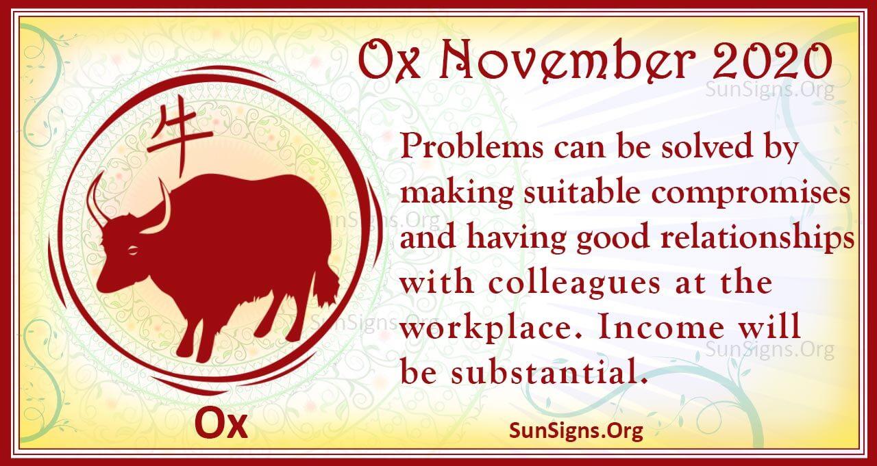 ox november 2020