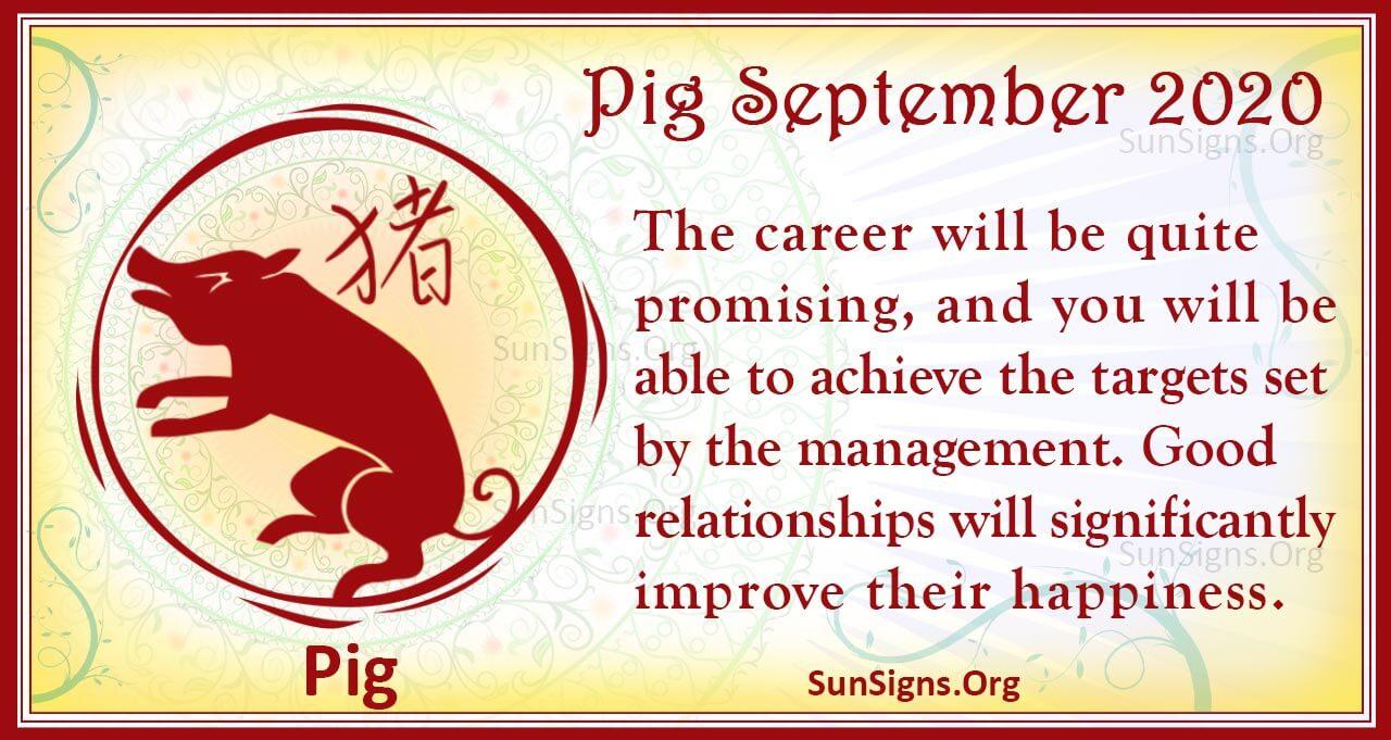pig september 2020
