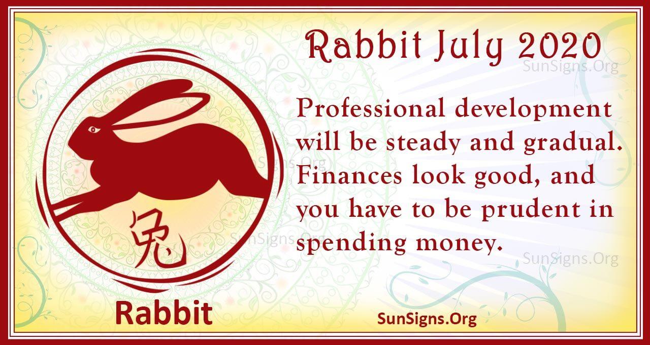rabbit july 2020