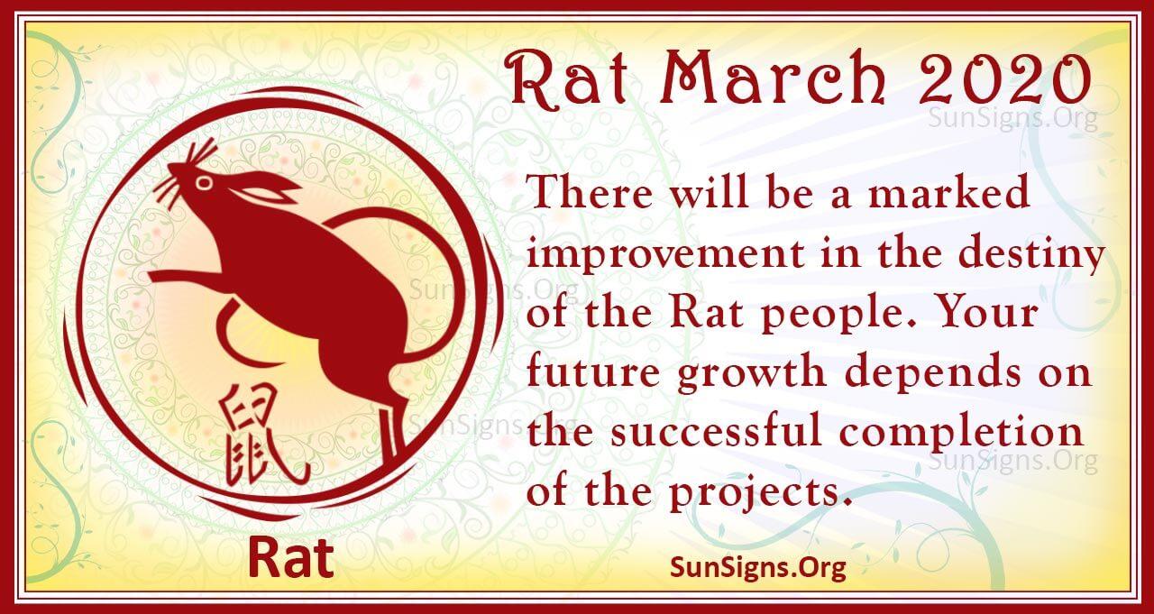 rat march 2020