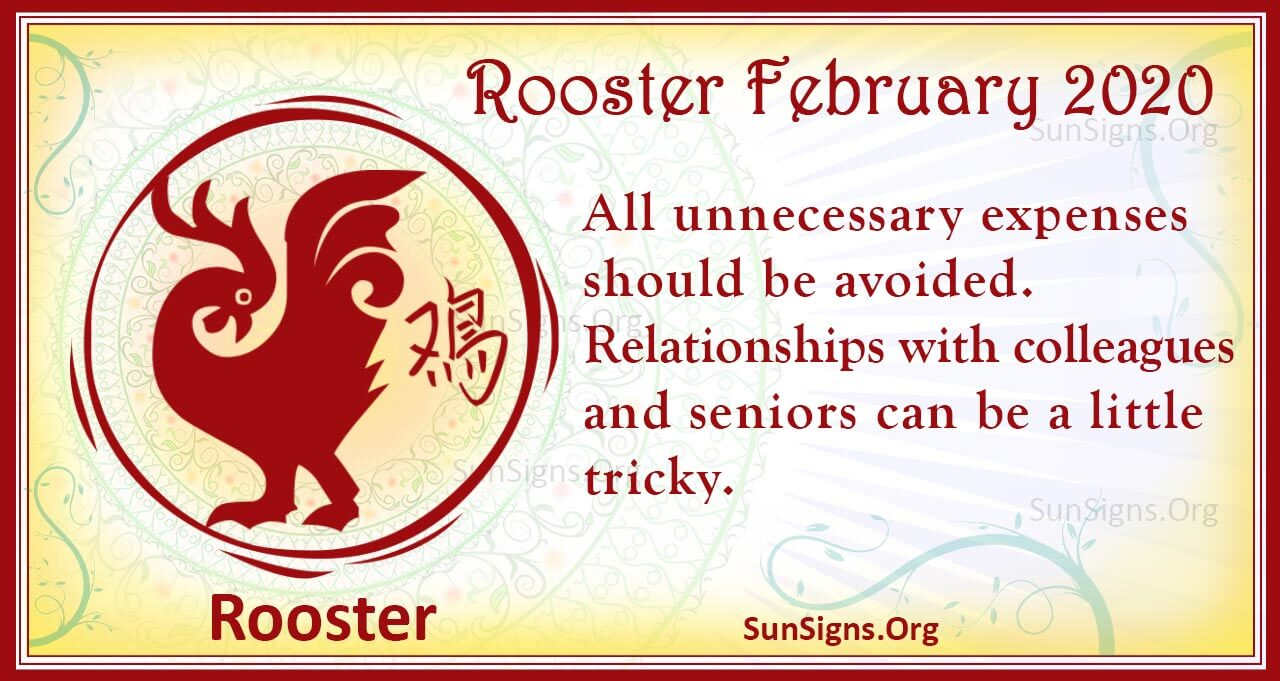 rooster february 2020