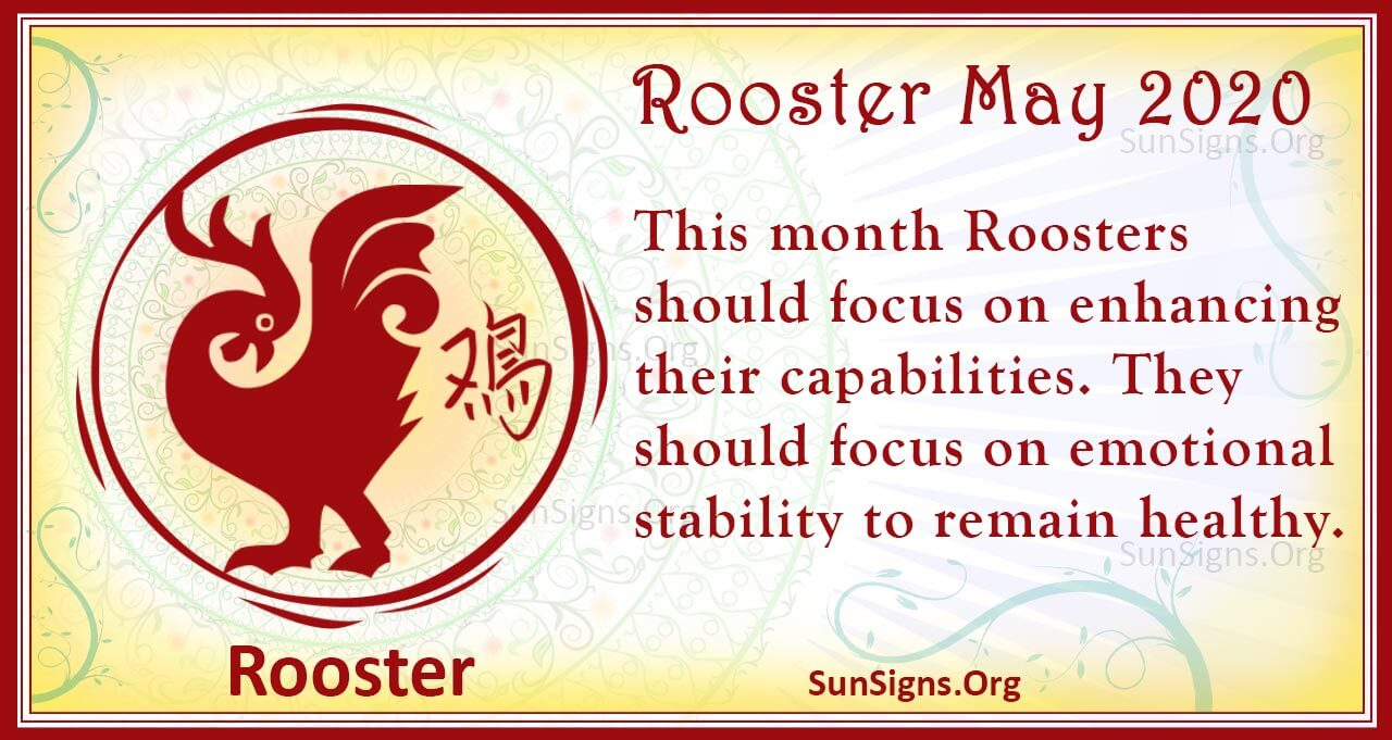 rooster may 2020