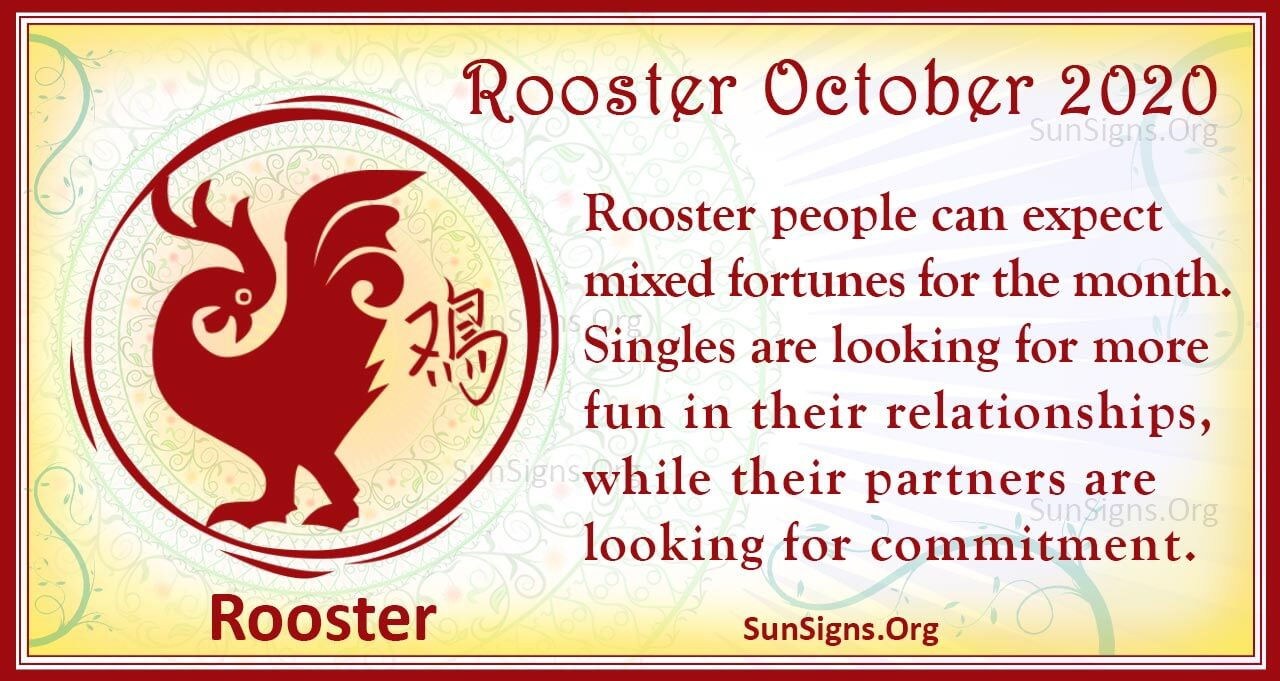 rooster october 2020
