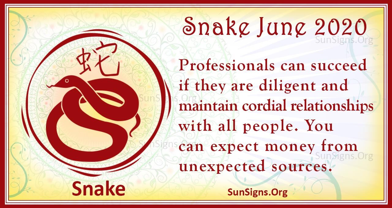 snake june 2020