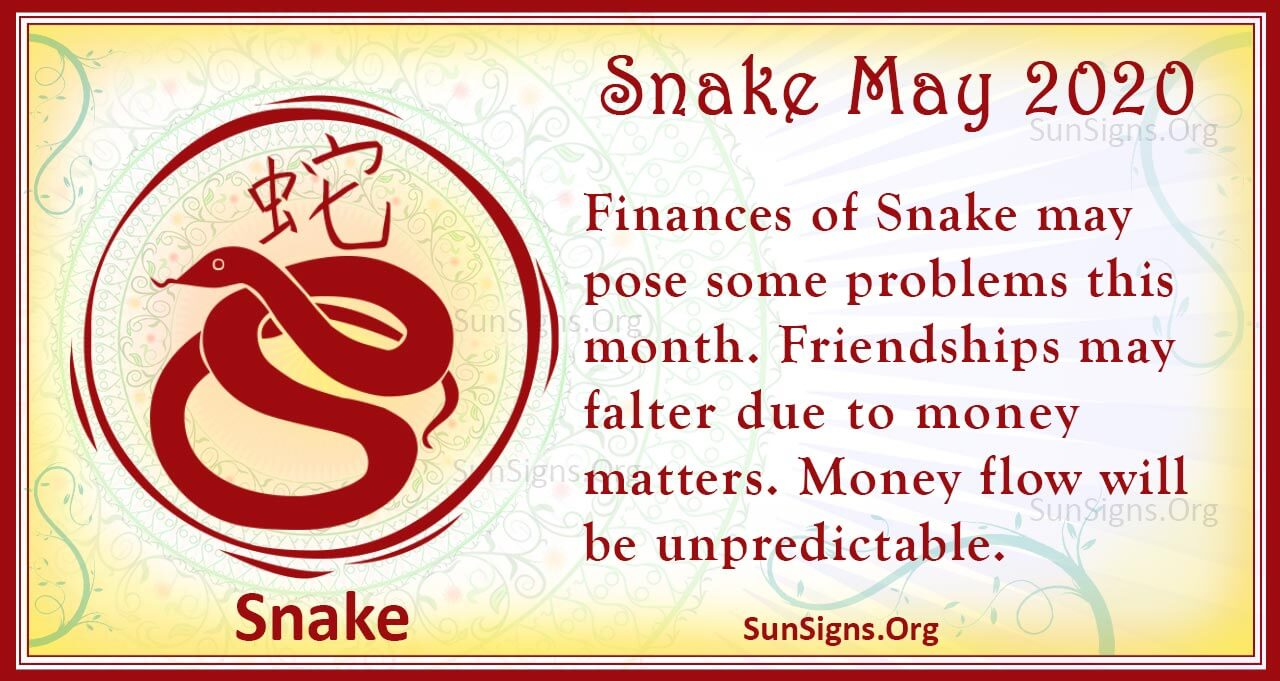snake may 2020
