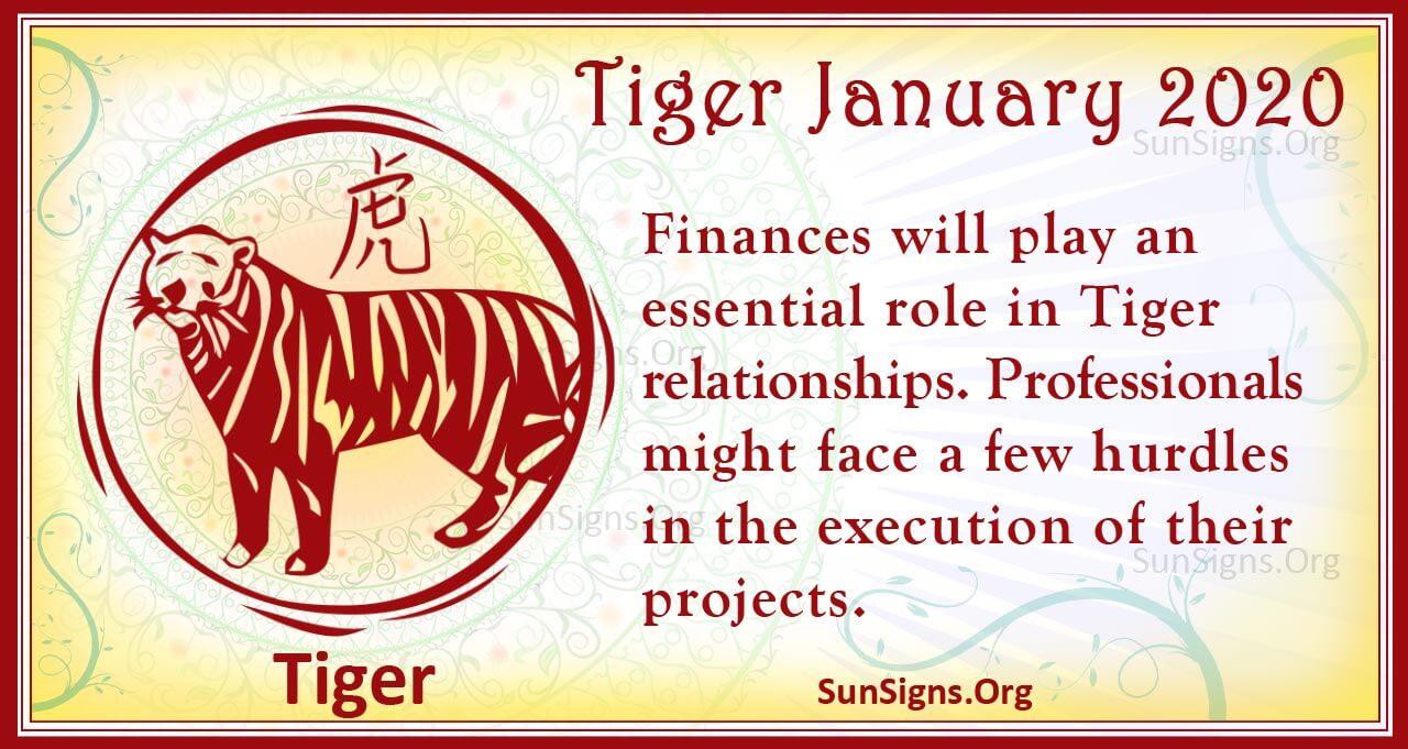 tiger january 2020