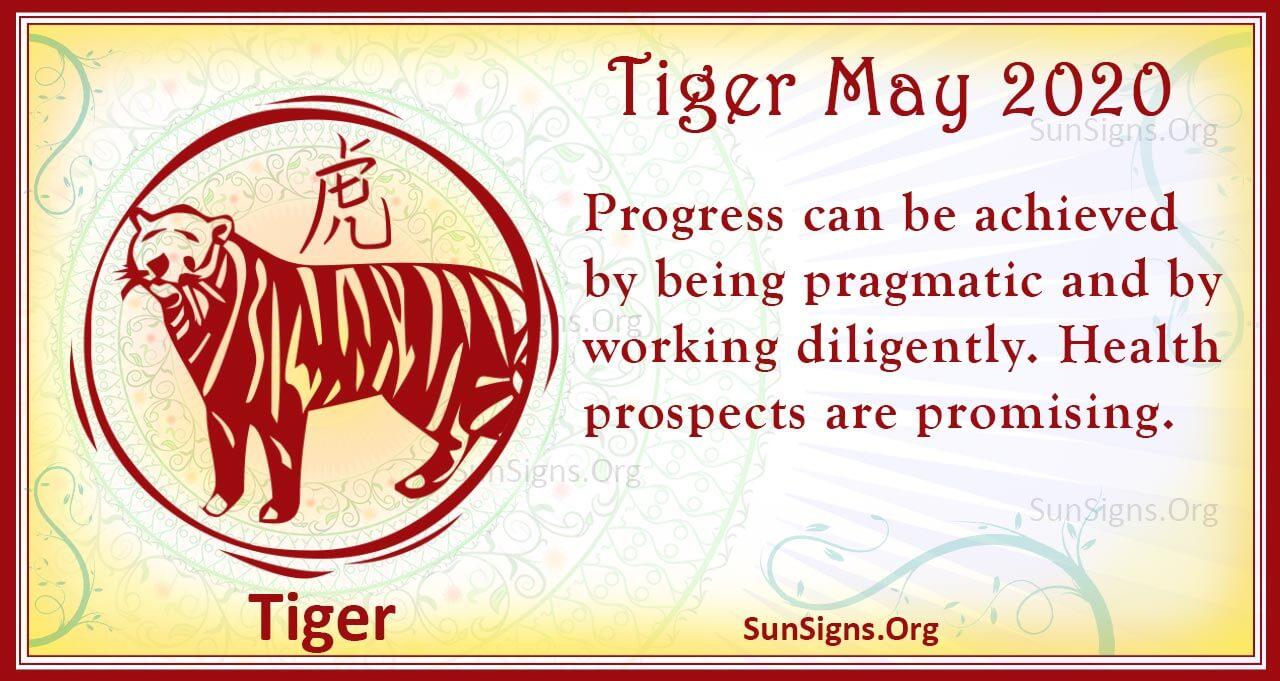 tiger may 2020
