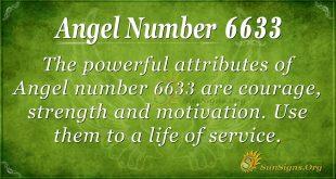 angel number 6633