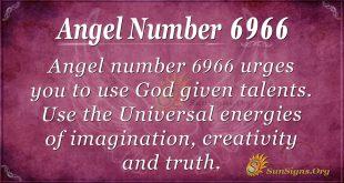 angel number 6966