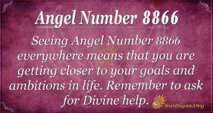 Angel Number 8866