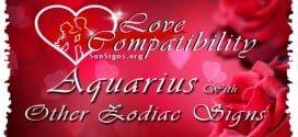 Aquarius Compatibility