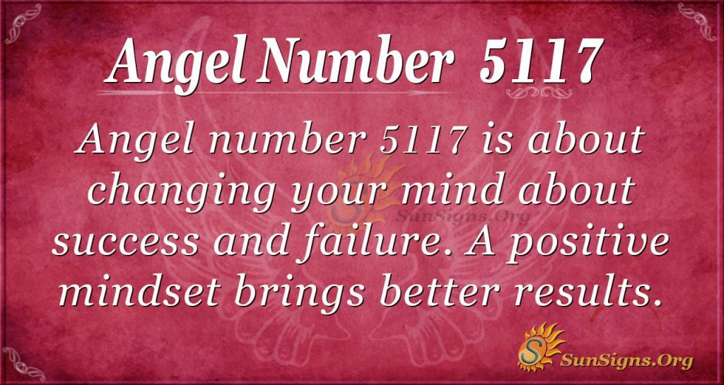 angel number 5117