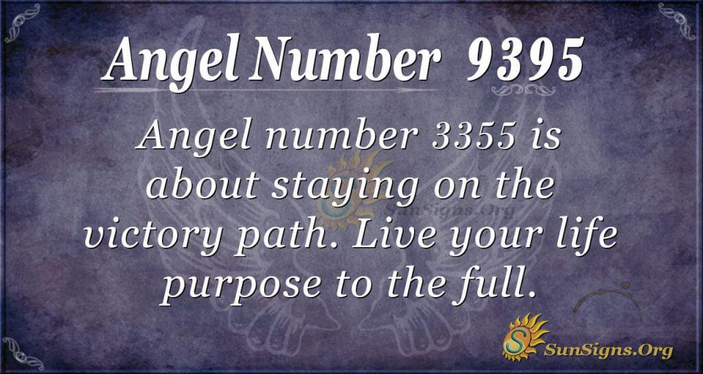 Angel Number 9395