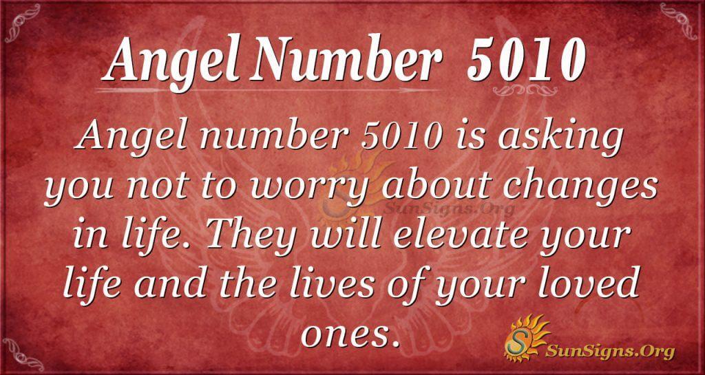 angel number 5010