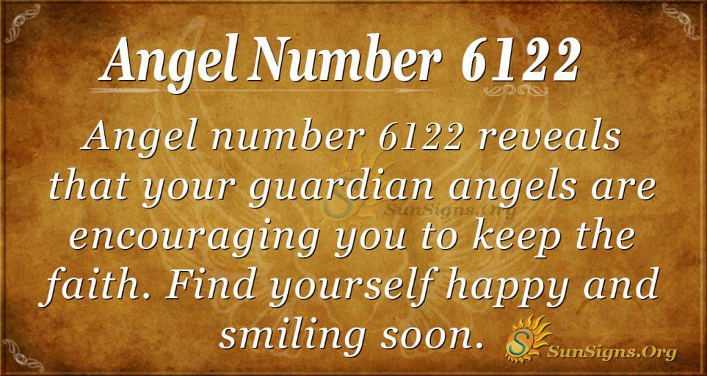 angel number 6122