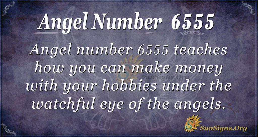 angel number 6555