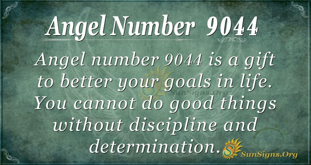 angel number 9044