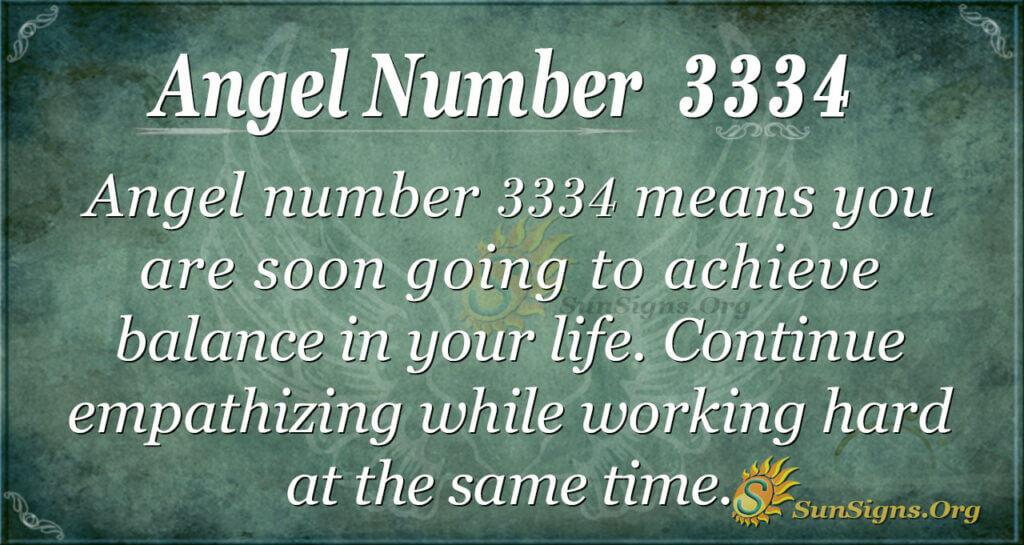 3334 angel number