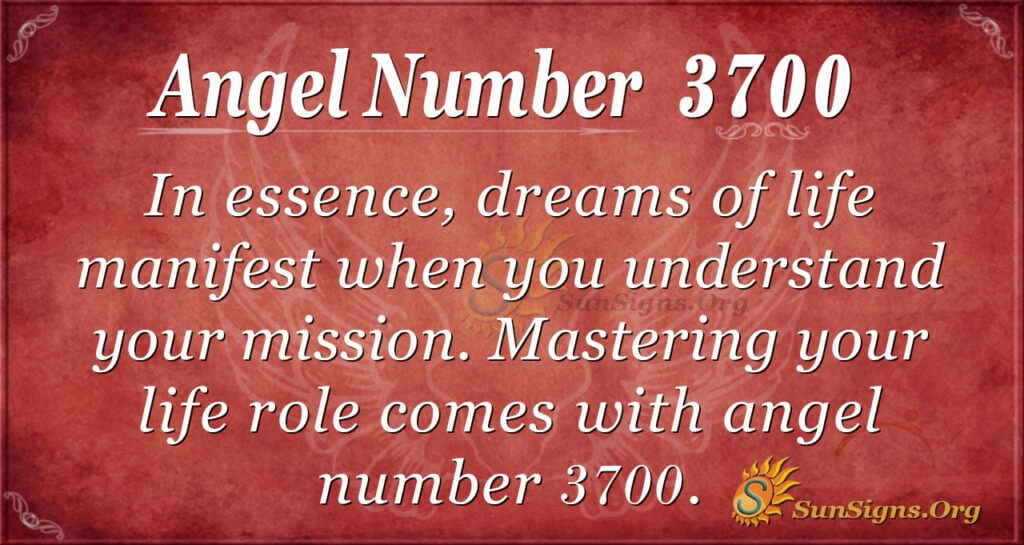 3700 angel number