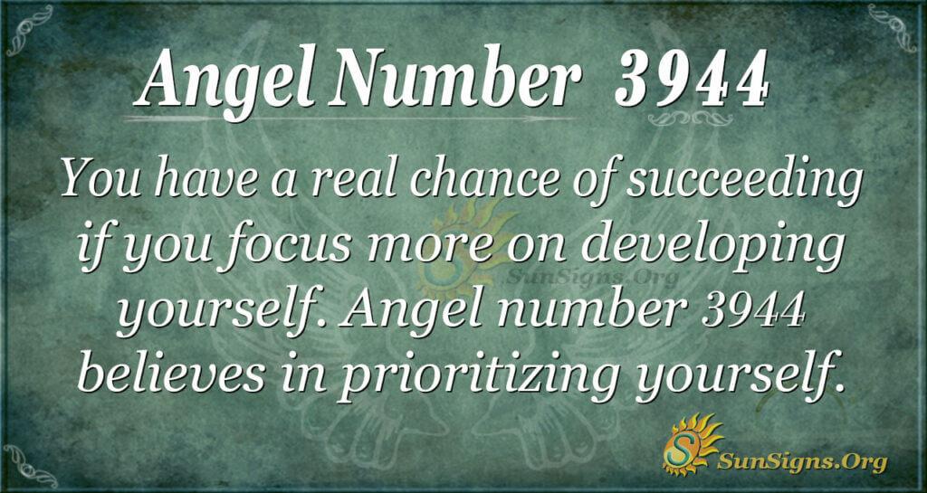 3944 angel number