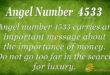 Angel Number 4533