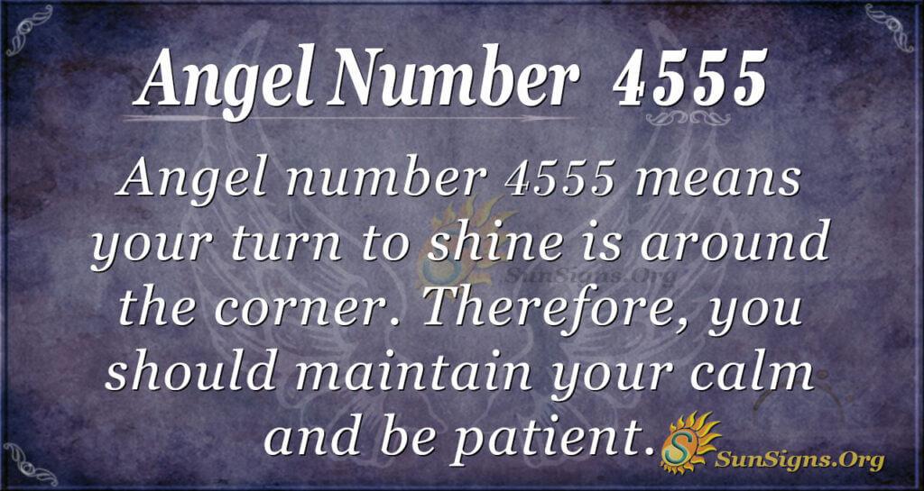 4555 angel number