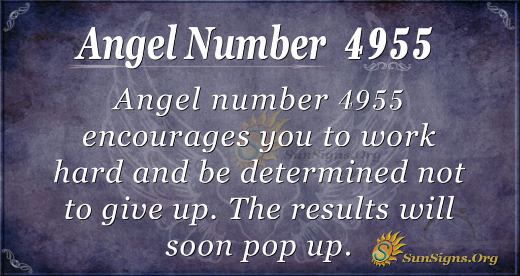 4955 angel number