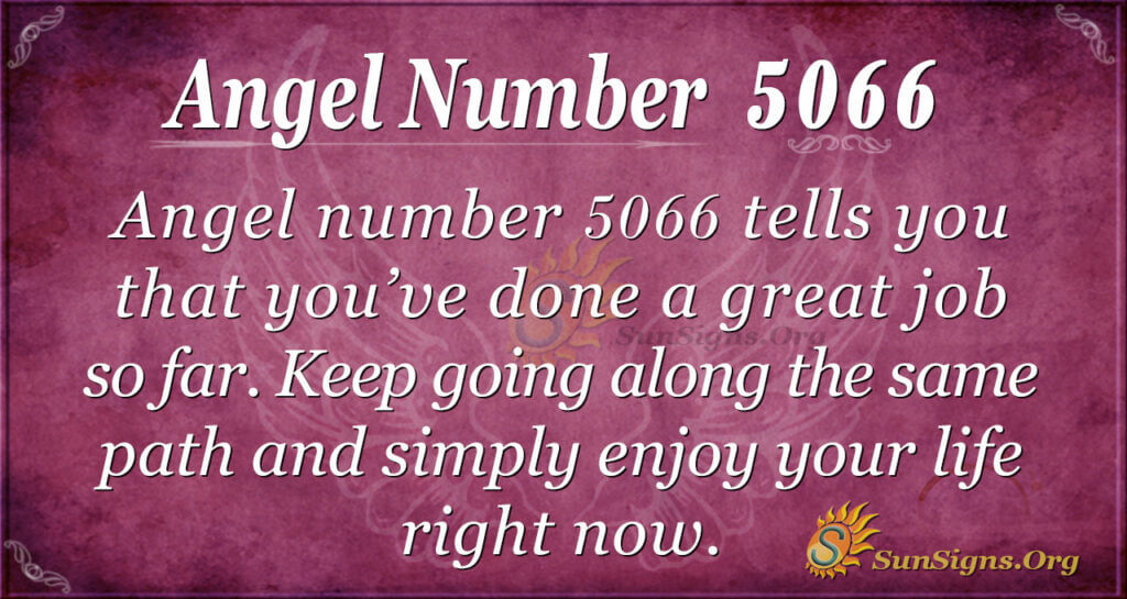 5066 angel number