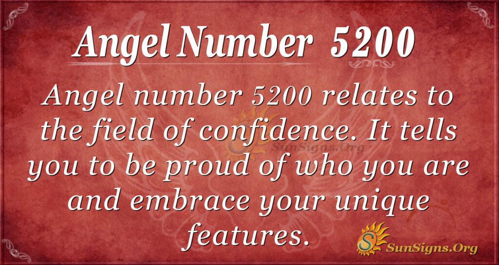 5200 angel number