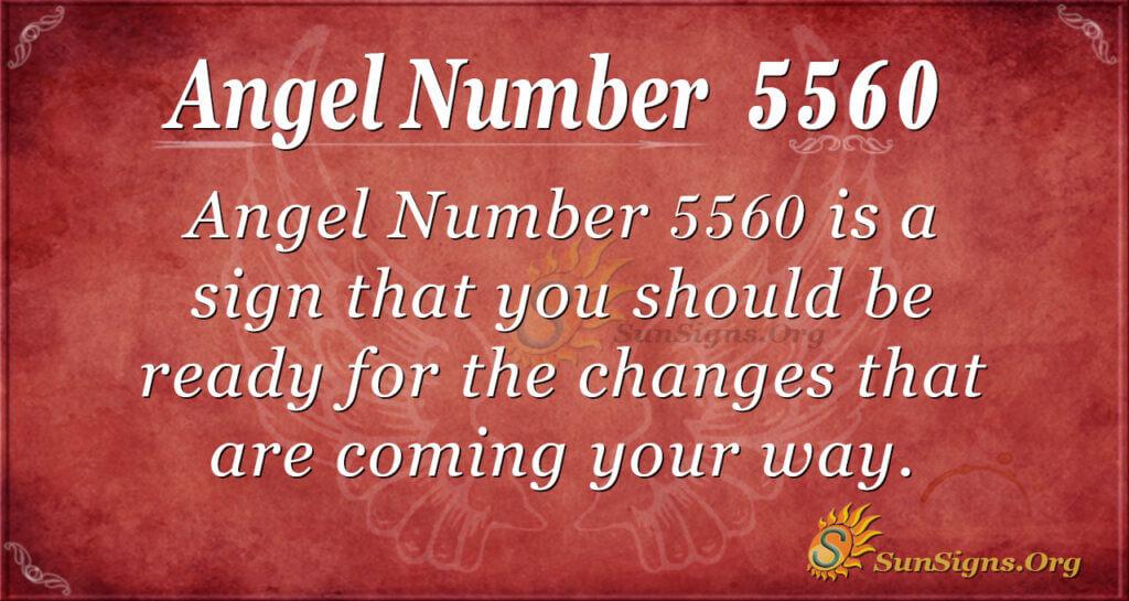 5560 angel number