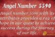 Angel number 5590