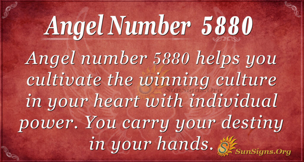 5880 angel number