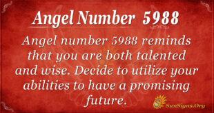 5988 angel number