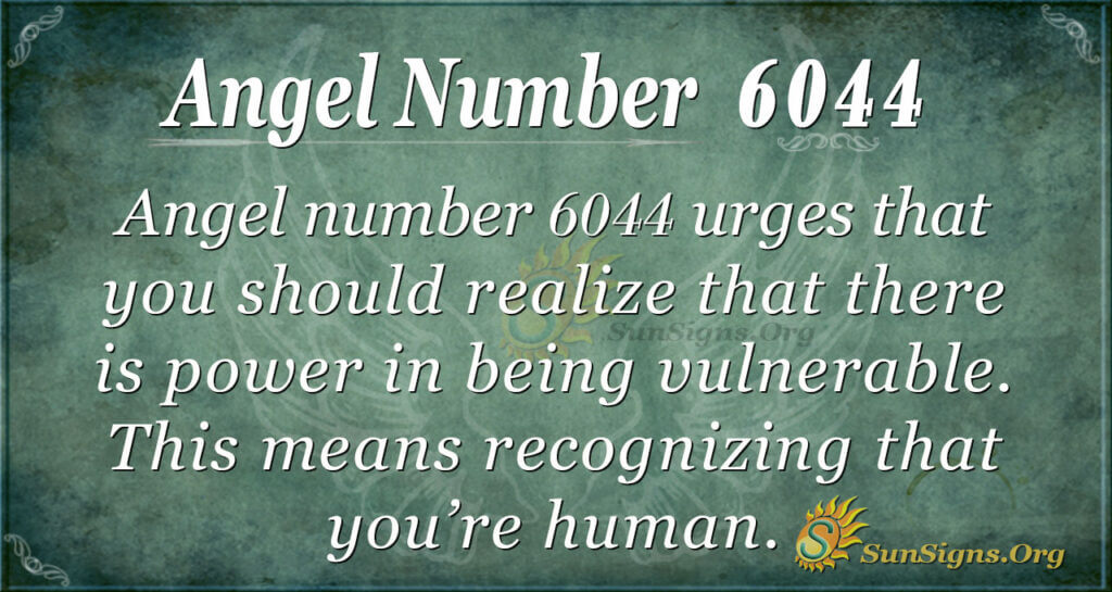 6044 angel number