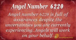 6220 angel number
