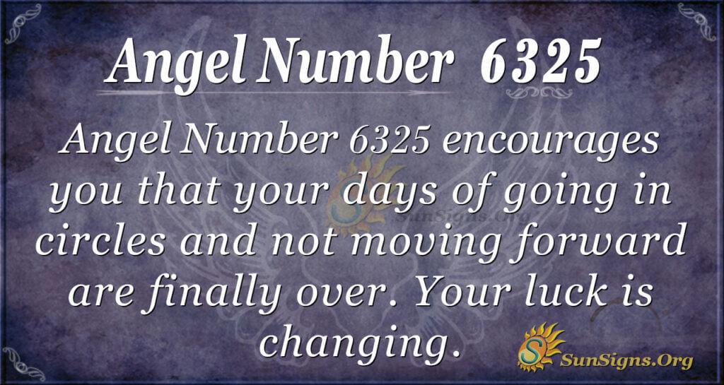 6325 angel number