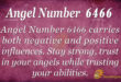 6466 angel number