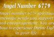 Angel number 6779