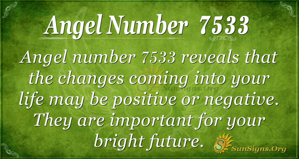 7533 angel number