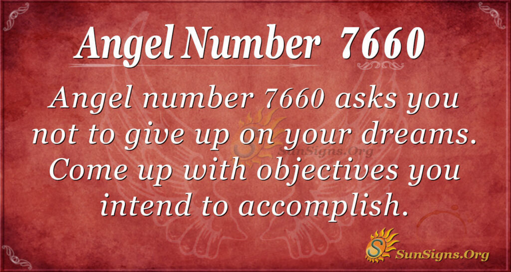 7660 angel number