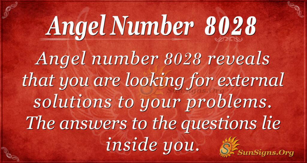 8028 angel number