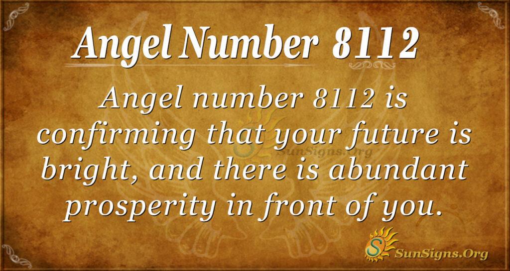 8112 angel number