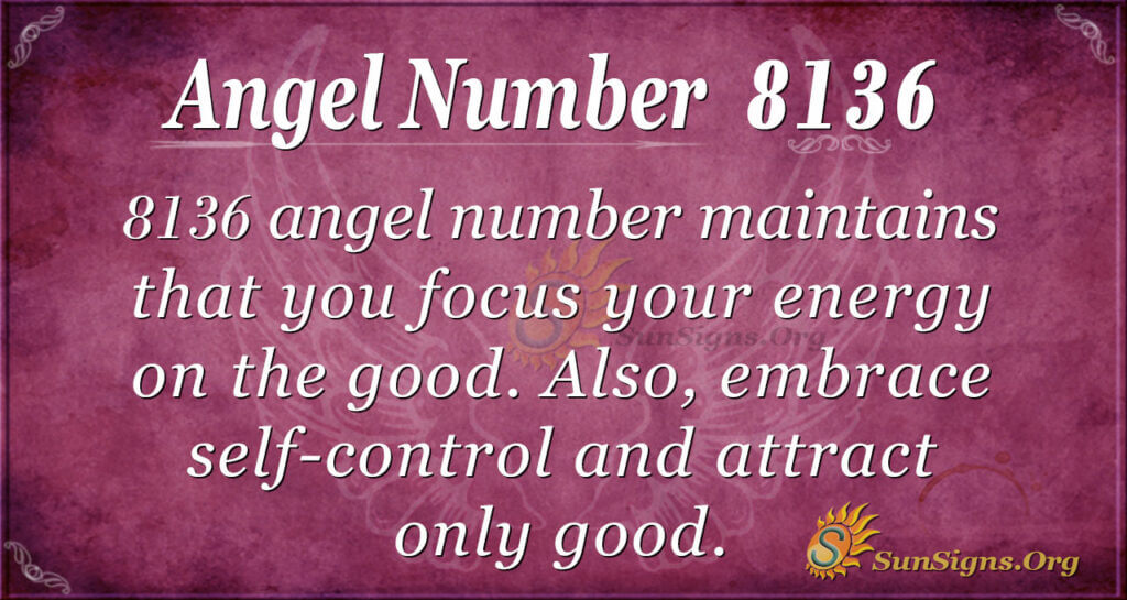 8136 angel number
