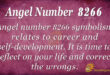 8266 angel number