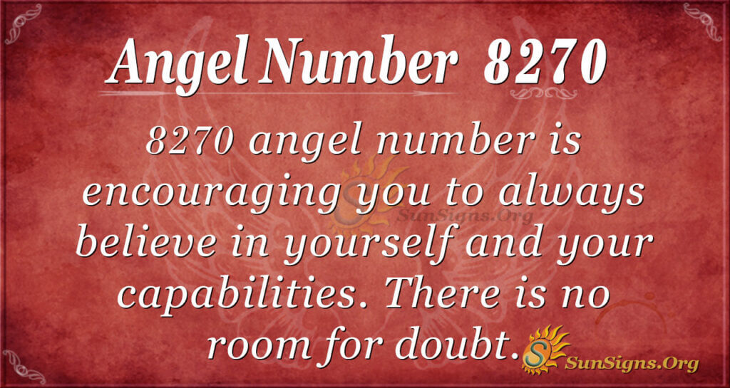 8270 angel number