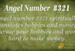 8321 angel number
