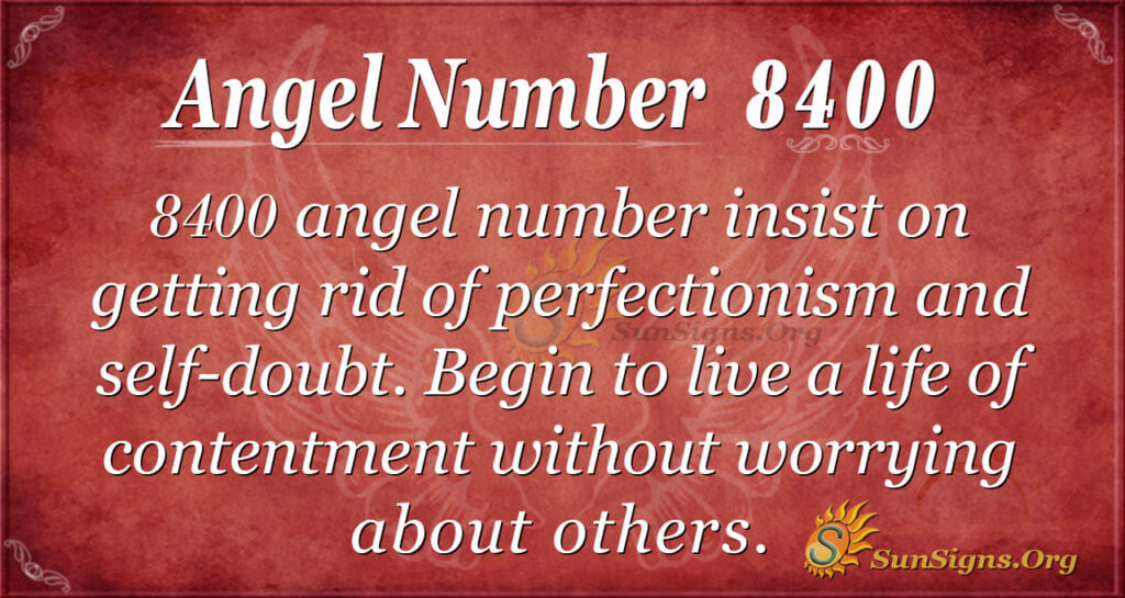8400 angel number