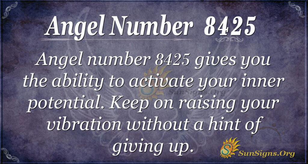 8425 angel number